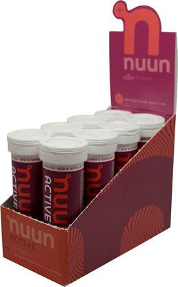 Picture of Nuun Active Hydration (8 x 10 tablet tubes)