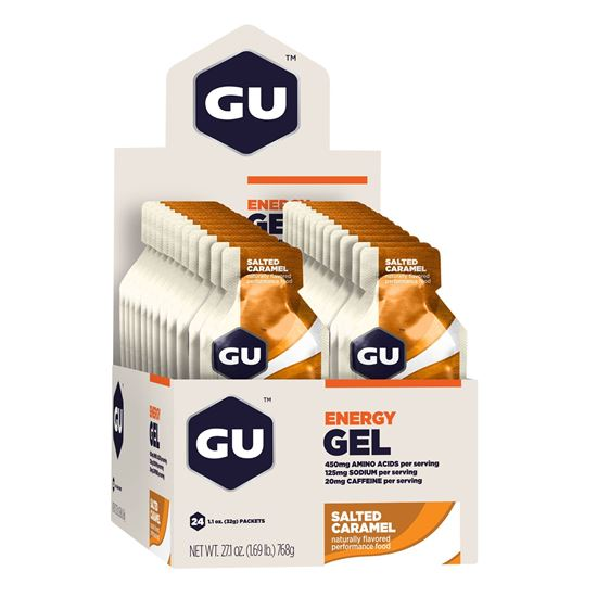 Picture of Gu Gel - Box (24 gels)