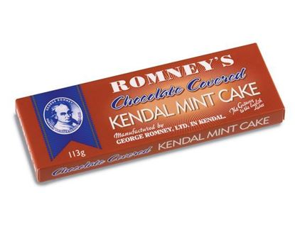 Picture of Kendal Choc Coated Mint Cake - 24 x 113g Bar