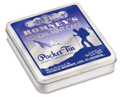 Picture of Kendal Mint Cake Pocket Tin - 16 x 2 x 85g tins