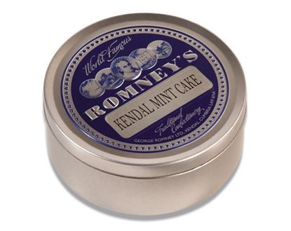 Picture of Kendal Mint Cake Travel tins - 12 x 130g