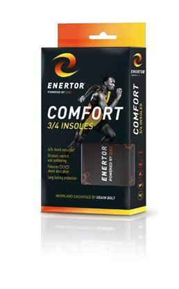 Picture of Enertor Comfort 3/4 Length Insoles