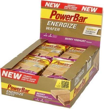 Picture of PowerBar Wafer Bars - 12 pack