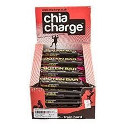 Picture of Chia Charge Protein Bars (16 x 50g Bars)
