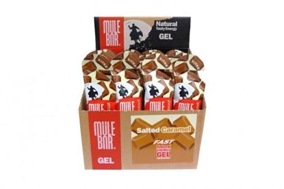 Picture of Mule Bar Kicks Organic Energy Gel - Box (24 gels)