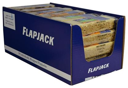 Picture of Multipower Flapjacks - 30 Box (Mixed flavours)