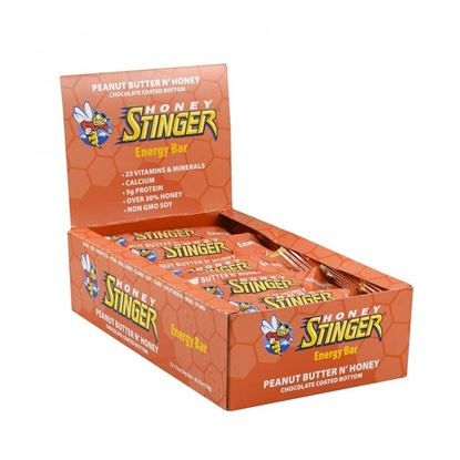 Picture of Honey Stinger Energy bars - Box (15 bars)