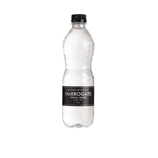 Picture of Harrogate Spring Still Water 500ml Bottle (24 pack)