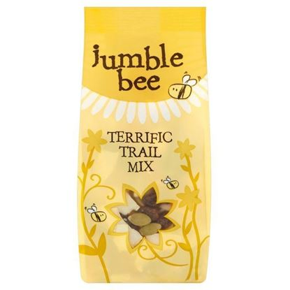 Picture of Jumble Bee - Terrific Trail Mix - 5 x 175g bags
