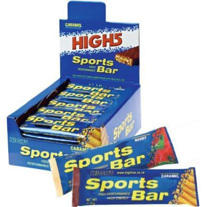 Picture of High 5 Sports Bar - 25 Pack