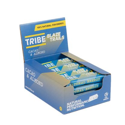 Picture of Tribe Blaze - Natural Fruit Energy Bar (Box x16)