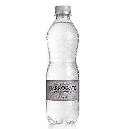 Picture of Harrogate Spring Sparkling Water 500ml Bottle (30 pack)