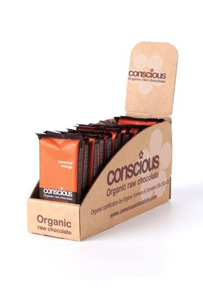 Picture of Conscious Chocolates (10 x 50g Bars)
