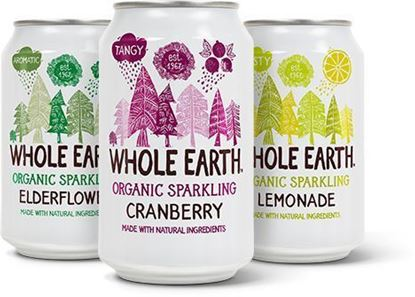 Picture of Whole Earth 330ml Can (24 pack)