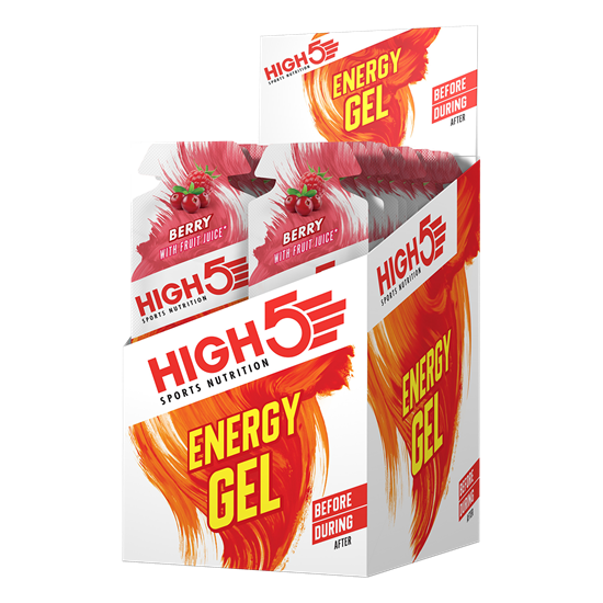 Picture of High 5 Energy Gel - 20 Pack