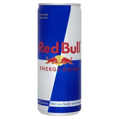 Picture of Red Bull 250ml Blue Can (24 Pack)