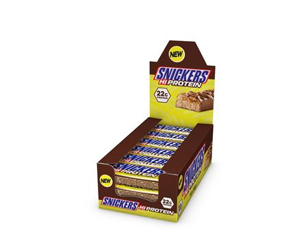 Picture of Snickers Hi Protein Bars (18 Bars)