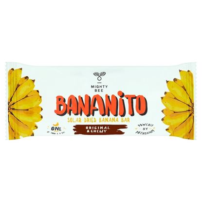 Picture of Bananito Original Banana Bar (15 x 40g Bars)