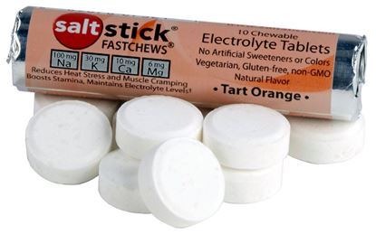Picture of Salt Stick Fast Chews Orange Box (12 x 10 packs)