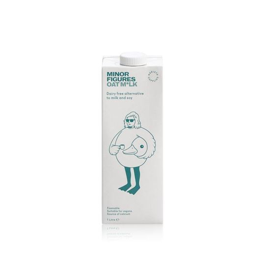 Picture of Minor Figures Oat Milk - Barista - 6 x 1 litre