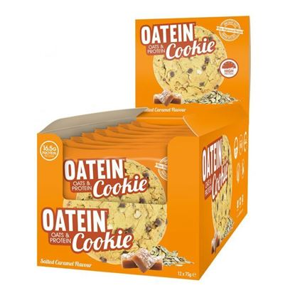 Picture of Oatein Protein Cookies - 12 pack