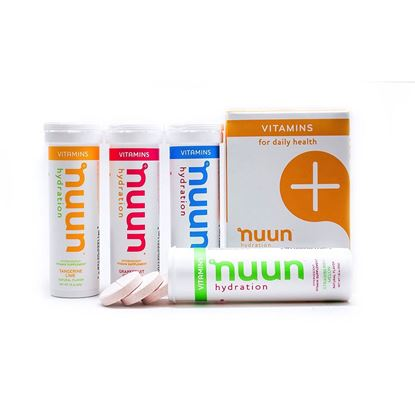 Picture of NUUN Vitamins (8 x 12 tablet tubes)