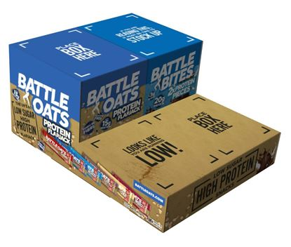 Picture of Battle Oats Stand