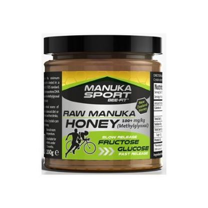 Picture of Manuka Sport - Manuka Honey 100 + (250g Jar)