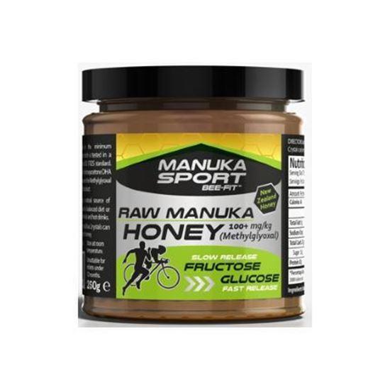 Picture of Manuka Sport - Manuka Honey 100 + (250g Jar)