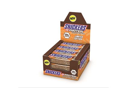 Picture of Snickers LIMITED EDITION - Peanut Butter - Hi Protein Bars (12 Bars)