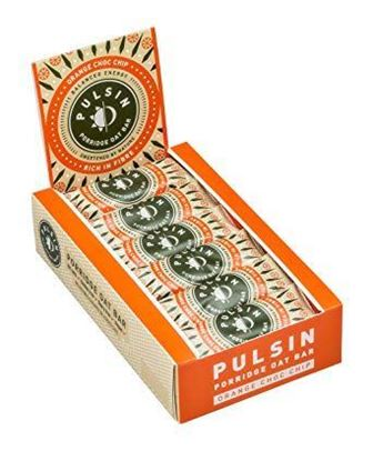 Picture of Pulsin Porridge Oats Bars  (18 x 40g)