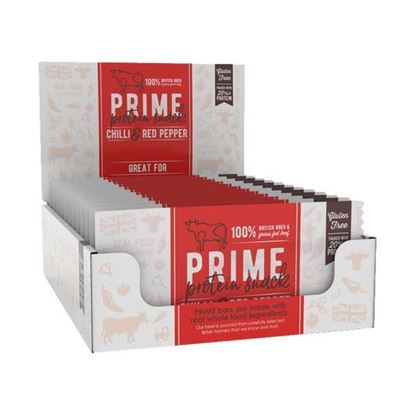 Picture of Prime Bars (12 x 50g Savoury Bars)