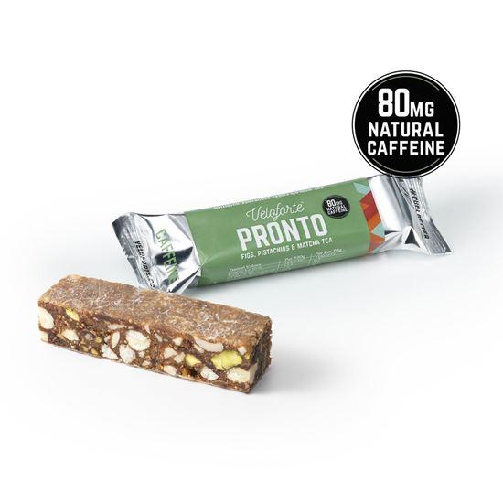 Picture of Veloforte Energy Bars with Caffeine - Pronto (24 x 70g Bars)