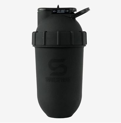 Picture of ShakeSphere Tumbler Black Matte with Black Logo 700mls