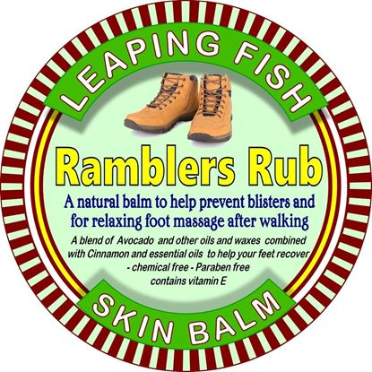 Picture of Ramblers Rub 60ml / 60g Tin