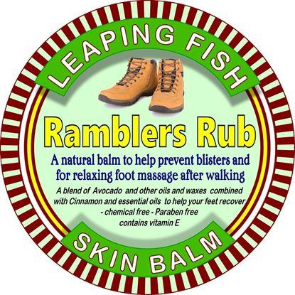 Picture of Ramblers Rub 60ml / 60g Tin