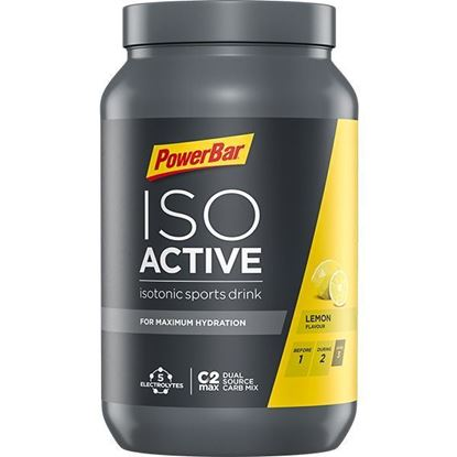 Picture of PowerBar Isoactive Energy Drink 600g