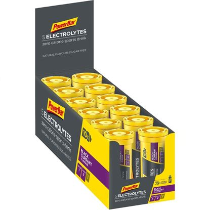 Picture of PowerBar Electrolyte Tablets - 12 tube box