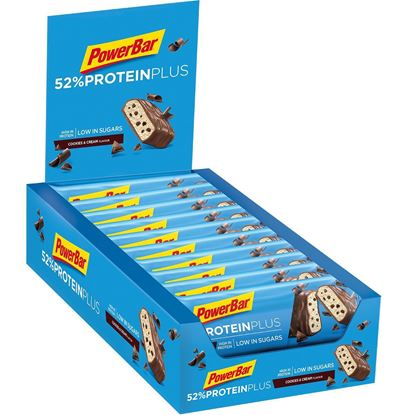 Picture of PowerBar Protein Bars (52%) - 20 pack