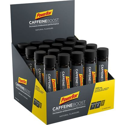 Picture of PowerBar Caffiene Boost - Box (20 x 25ml shots)