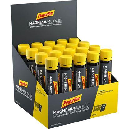 Picture of PowerBar Magnesium Liquid - Box (20 x 25ml shots)
