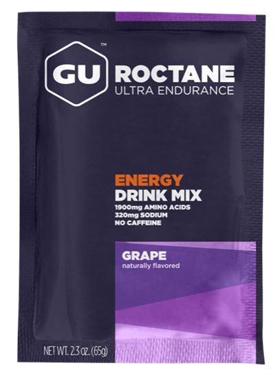 Picture of GU Roctane Energy Drink Mix - Box of 10 Serve Single Sachets