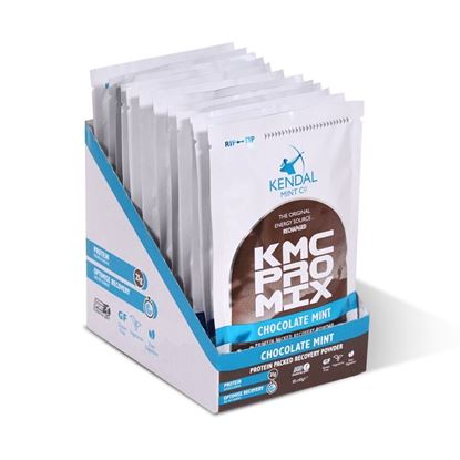 Picture of Kendal Mint Co Chocolate Mint Protein Recovery Powder 12 X 40g