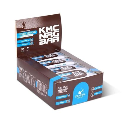 Picture of Kendal Mint Co Recharged NRG Bar X 24