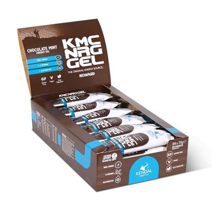 Picture of Kendal Mint Co Energy Gel 24 X 70g