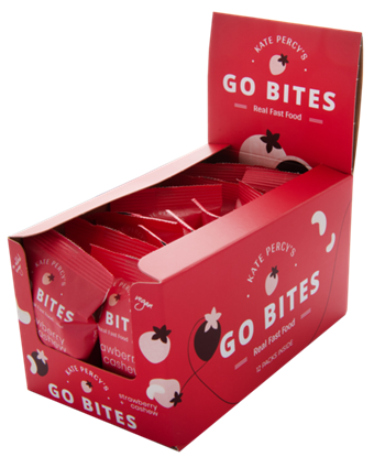 Picture of Kate Percy Go Bites (12 packs of 2 balls)