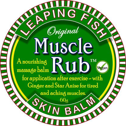 Picture of Muscle Rub 60ml / 60g Tin