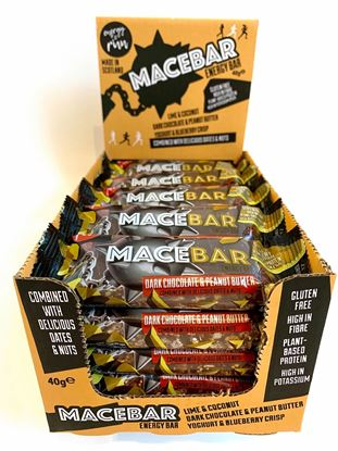 Picture of Mace Bars (20 x 40g Bars)