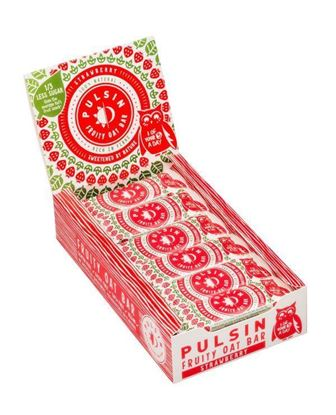 Picture of Pulsin Kids Fruity Oat Bars  (24 x 25g)