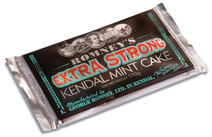 Picture of Kendal Mint Cake EXTRA STRONG - 20 x 170g Bars